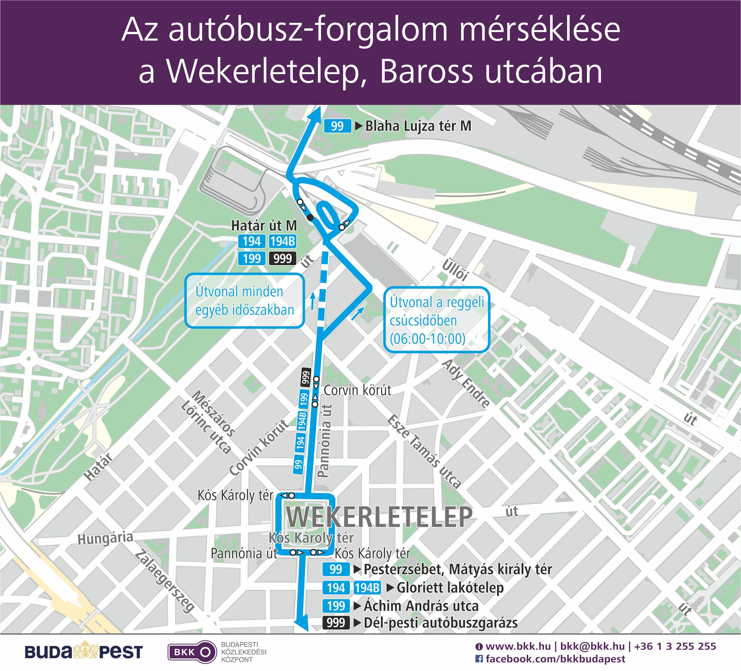 budapest wekerle telep térkép Előzetes Tájékoztató (Wekerletelep)   Budapesti Közlekedési  budapest wekerle telep térkép